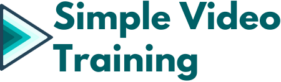 Simple Video Training